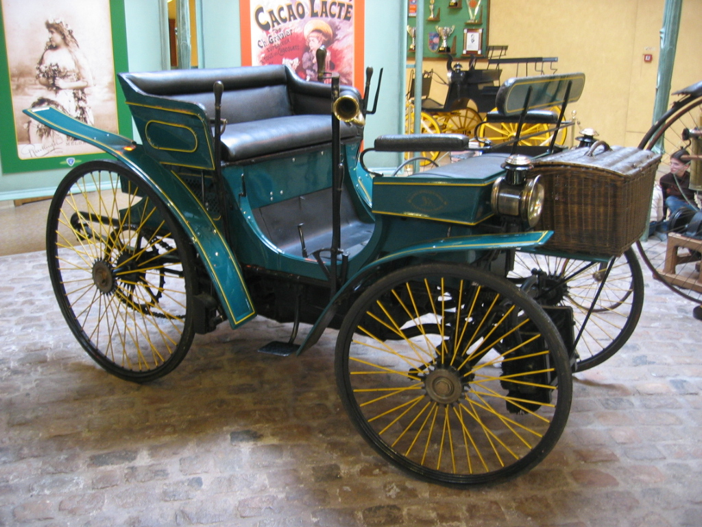 September 6, 1891 – Peugeot debuts the Type 3 Quadricycle