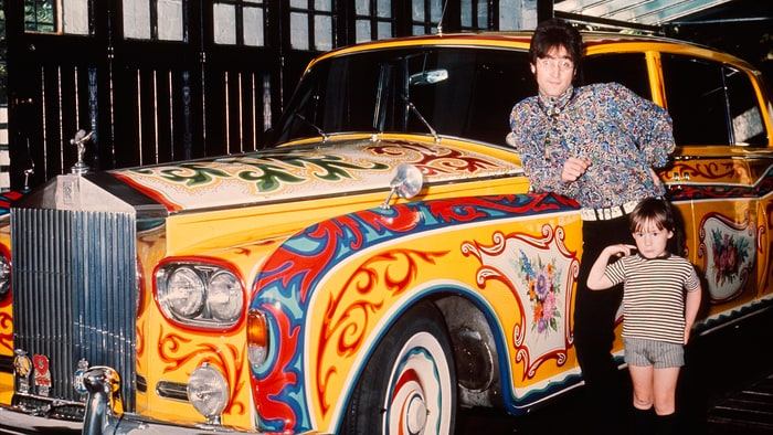 June 29, 1985 – John Lennon's psychedelic Rolls-Royce goes to auction