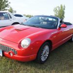 July 1, 2005 – The final Ford Thunderbird