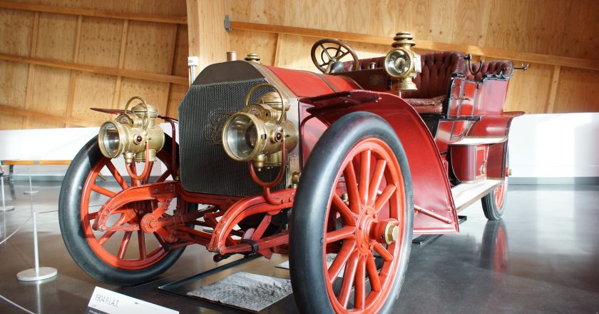 July 11, 1899 – Fiat is founded