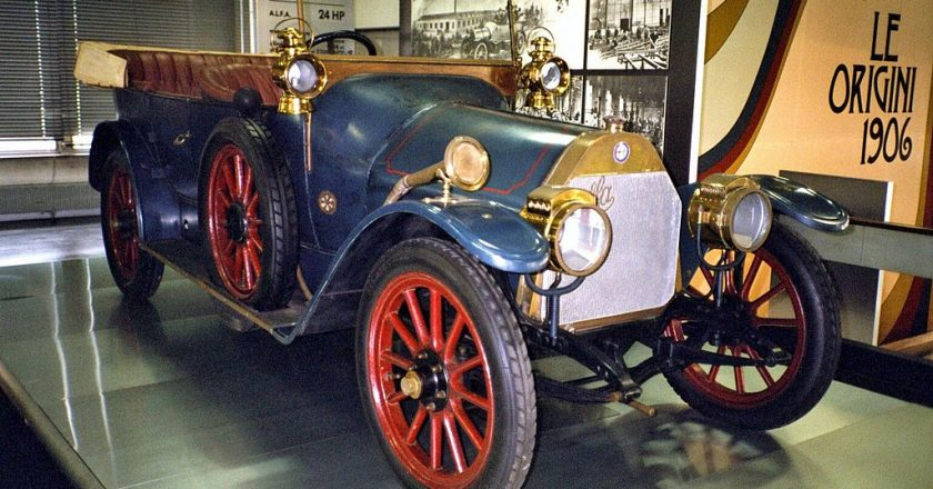 June 24, 1910 – Alfa Romeo is founded