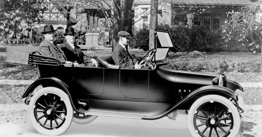 July 15, 1914 – Dodge Brothers make their last Ford part