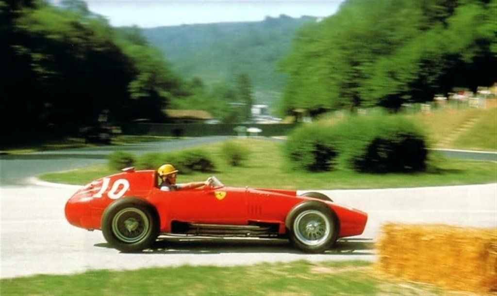 July 28, 1924 – Ferrari racer Luigi Musso is born – with him, a deadly rivalry