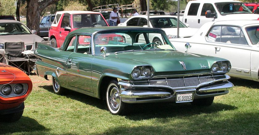 August 20, 1960 – Dodge doubles sales figures over 1959 with introduction of Dart
