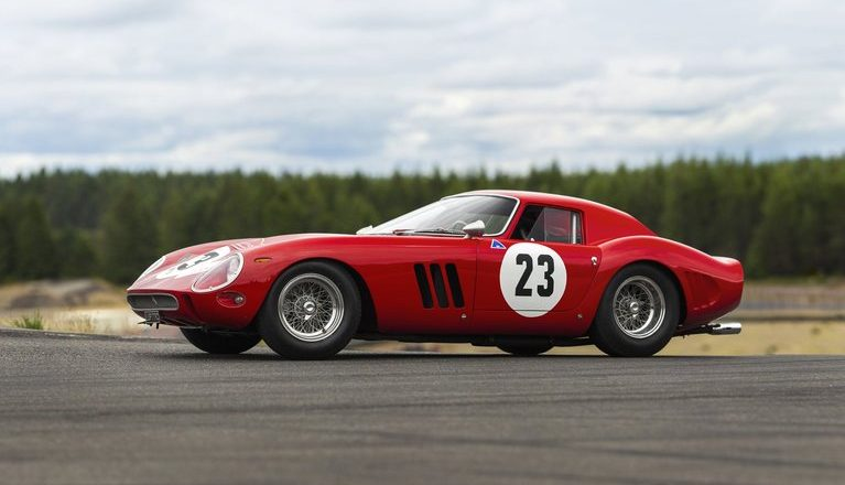 August 25, 2018 – 1962 Ferrari becomes most expensive car ever sold at auction