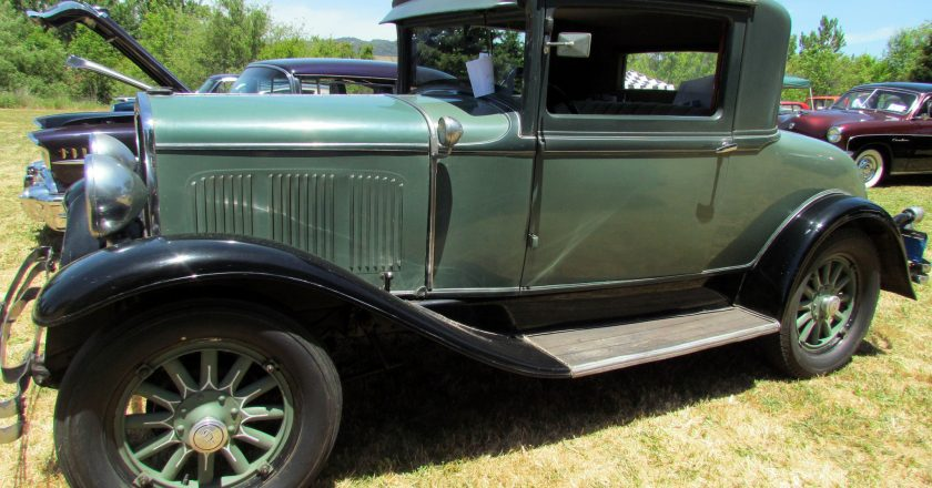 August 4, 1928 – DeSoto is founded