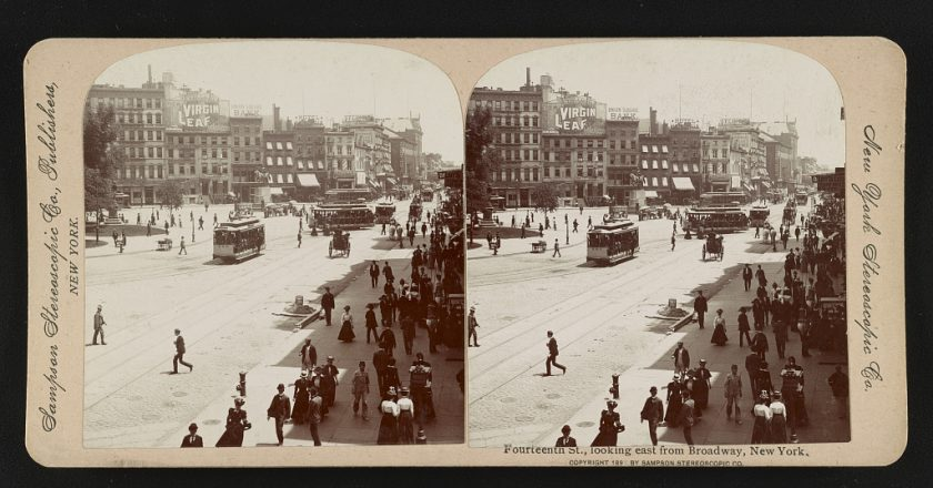 September 13, 1899 – First pedestrian killed by a car in the USA