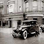 September 16, 1920 – The first Lincoln automobile