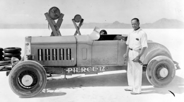 September 19, 1932 – Driving 12 cylinders for 24 hours straight