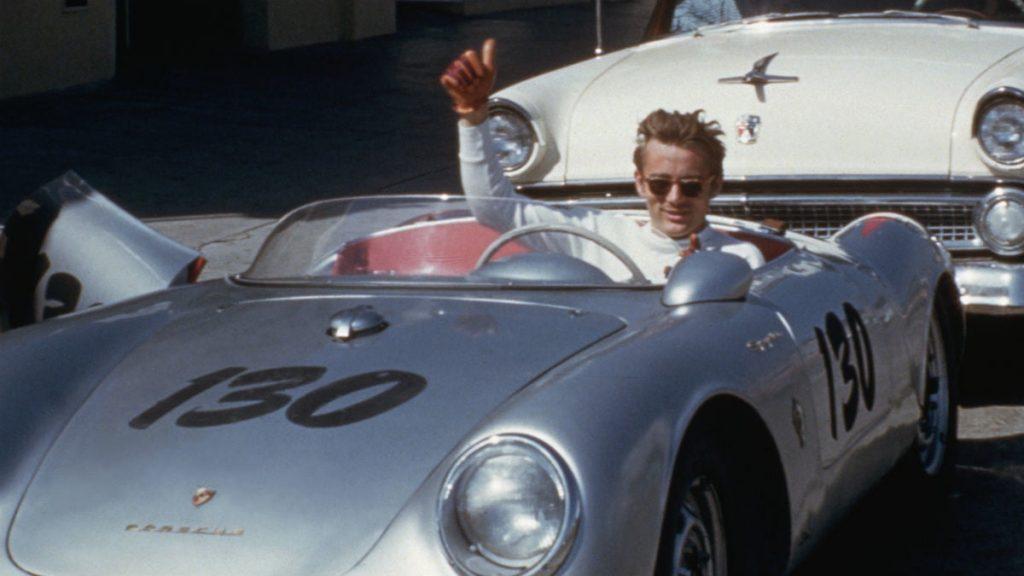 September 30, 1955 – James Dean dies driving Porsche 550 Spyder