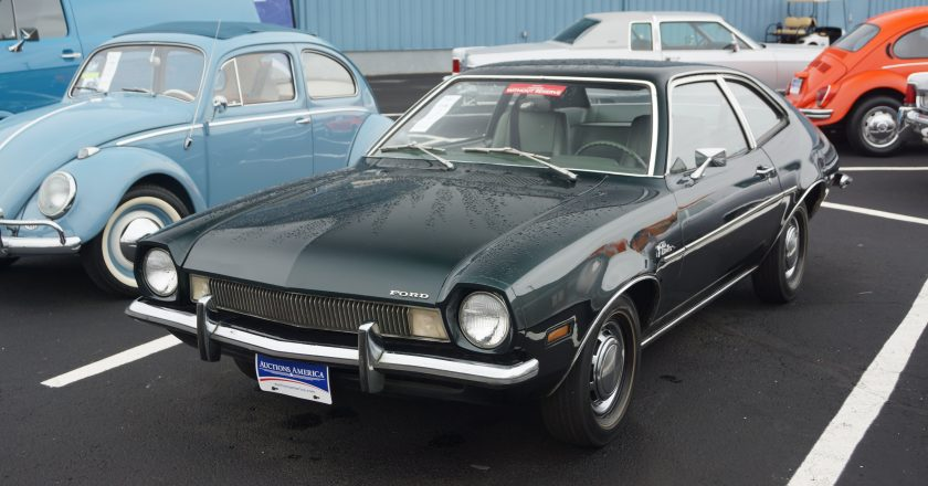 September 11, 1970 – The Ford Pinto goes on sale