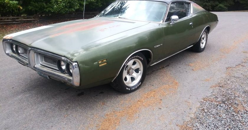 Cheap(ish) Mopar – One Owner 1971 Dodge Charger – $8,800