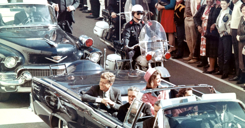 October 5, 1964 – Limo JFK was shot in returns to presidential service