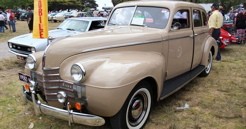 October 18, 1934 – Automatic transmission patented