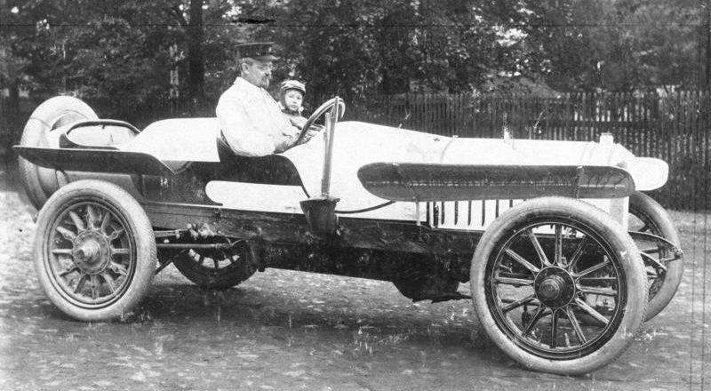 October 12, 1868 – Audi founder is born