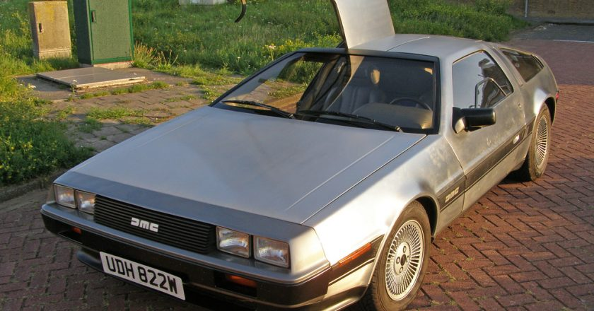 October 24, 1975 – DeLorean is founded – Flux Capacitor not included