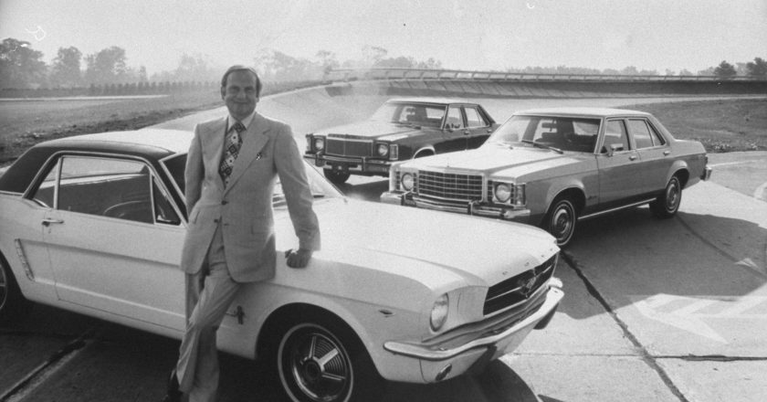 October 15, 1924 – Lee Iacocca is born